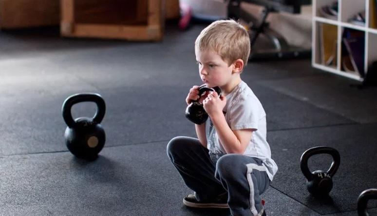 ¿Es adecuado trabajar la fuerza en niños de entre 6 y 12 años?